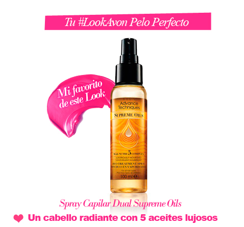 Spray Capilar Dual Supreme Oils
