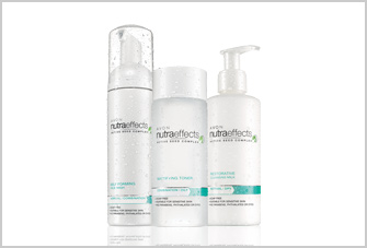 Nutra Effects Cleansing collection